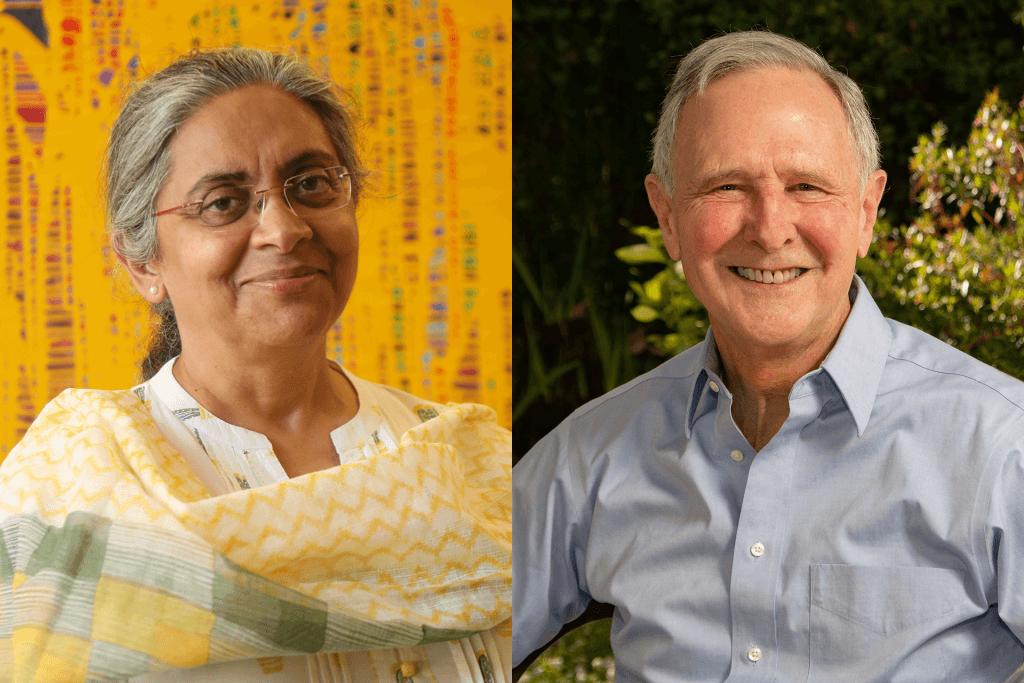 Professor Eric Hanushek and Dr Rukmini Banerji awarded the 2021 Yidan Prize—the world's highest education accolade