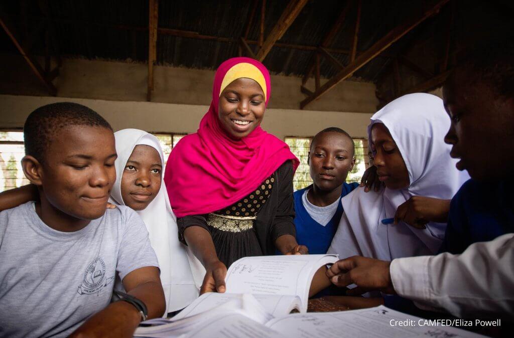 Creating an equitable future through education
