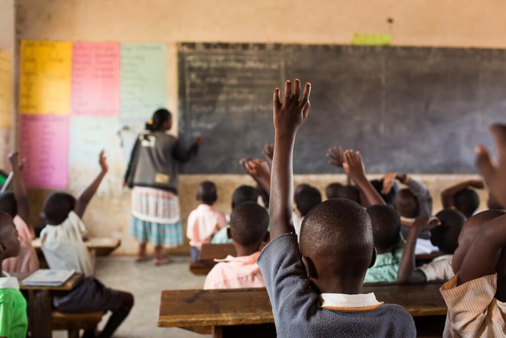 教育是帶來變革的最強動力