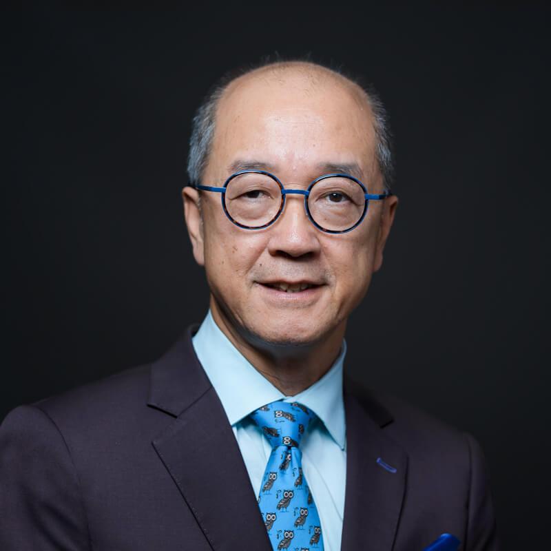 Professor Tony Chan Fan-cheong