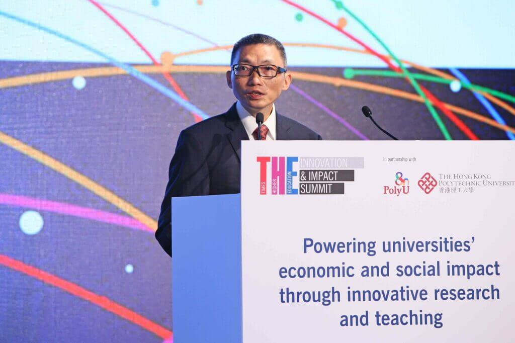 Tencent core founder calls for participation in the inaugural Yidan Prize Summit